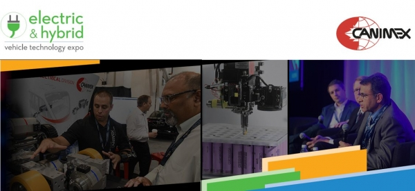 Canimex features its electrical solutions at EV Tech Expo
