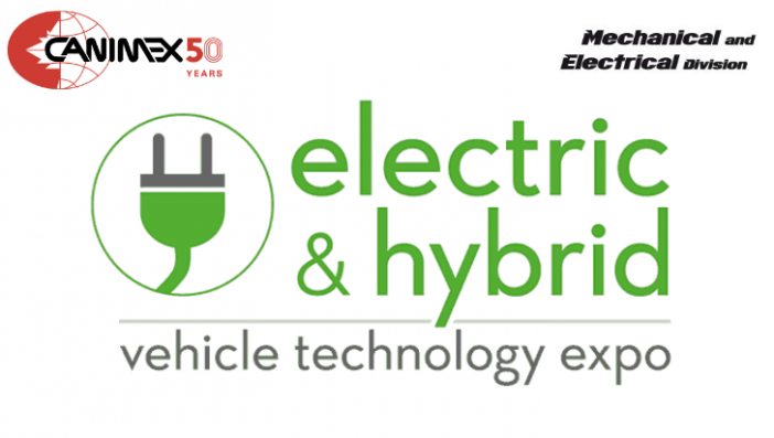 Canimex presents Benevelli electric powertrain solutions at the Electric & Hybrid Vehicule Technology Expo