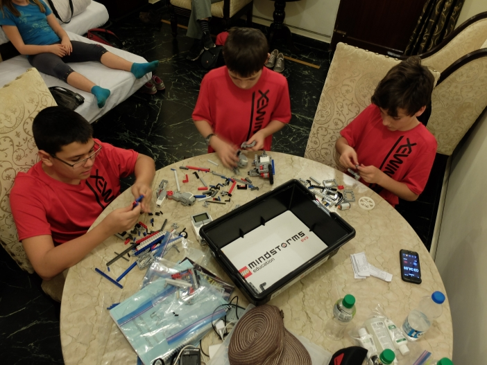 Canimex Group Supports Young Canadians at the World Robot Olympiad India