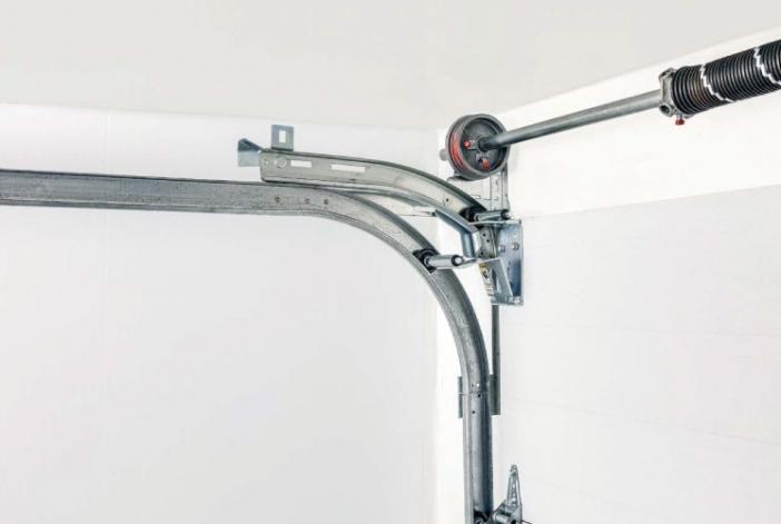 De pratiques à élégantes, découvrez la première de trois nouvelles solutions pour portes de garage signées Torque Force