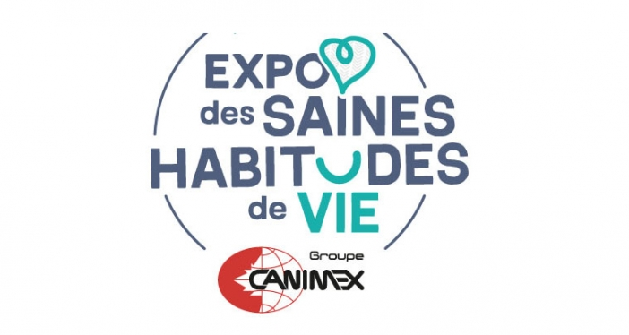Canimex Group becomes presenting partner of the second edition  of the Expo des saines habitudes de vie