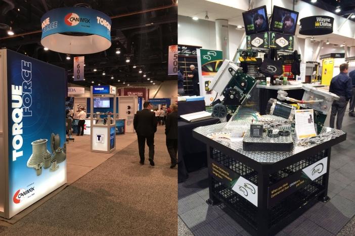 Le Groupe Canimex à l'IDA Expo d'Atlanta